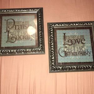 Other - Cute wall decor